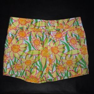 PAIR Lilly Pulitzer shorts